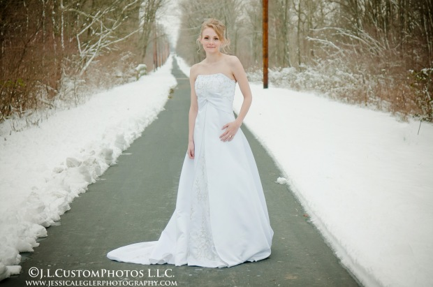 1A & Z winter wedding