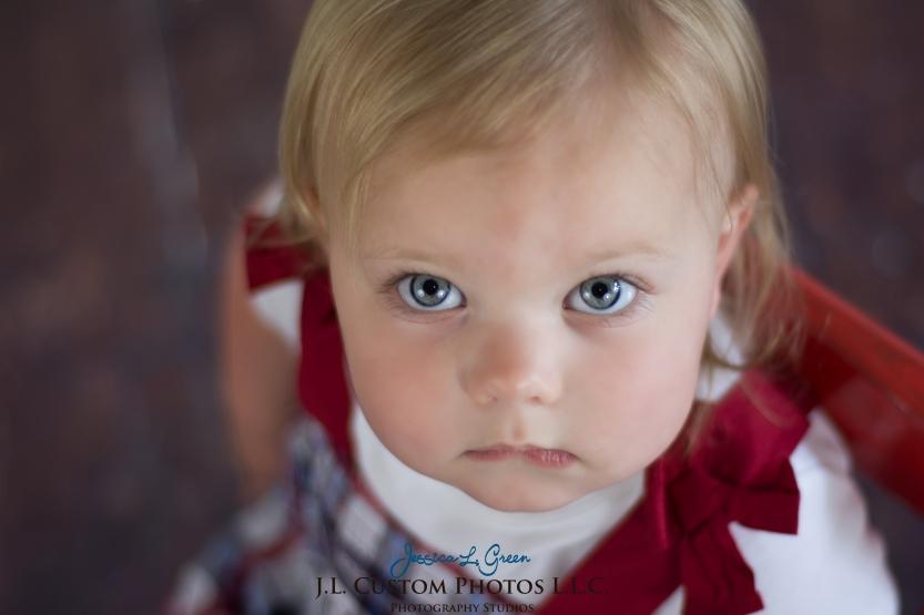 Babies, Children, Studio, Custom photography, red white blue, Greenfield Indiana, J.L.CustomPhotos L.L.C. Jessica Green Photography -2