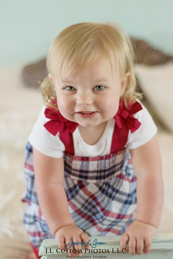 Babies, Children, Studio, Custom photography, red white blue, Greenfield Indiana, J.L.CustomPhotos L.L.C. Jessica Green Photography -5
