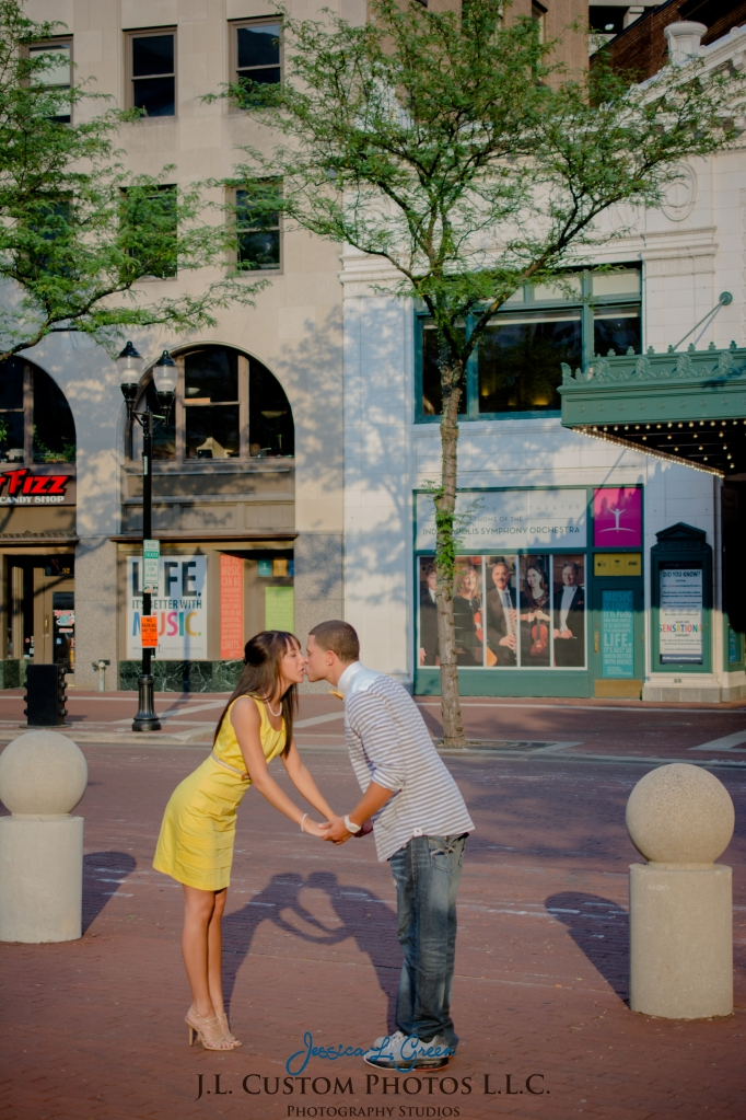 Jessica Green JL Custom Photos Greenfield Indianapolis Wedding Engagement Photographer-5