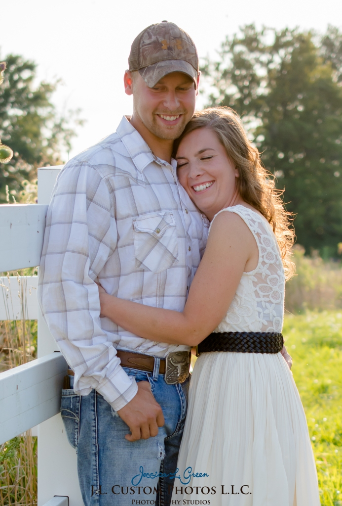 Greenfield IN Family Photographer J.L.CustomPhotos Farm Knightstown Rustic Cowboy Jessica Green Photography-7