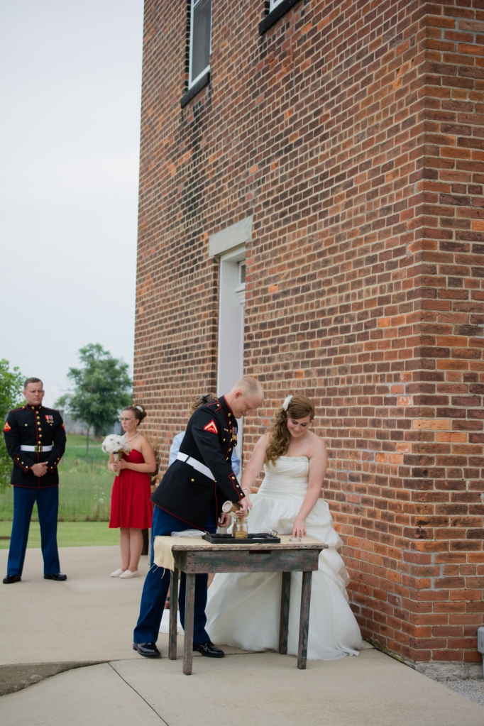 Greenfield, IN Wedding Photographer J.L.CustomPhotos Jessica Green Photography Rustic School House DIY Bride Groom Lace Burlap Vintage-41