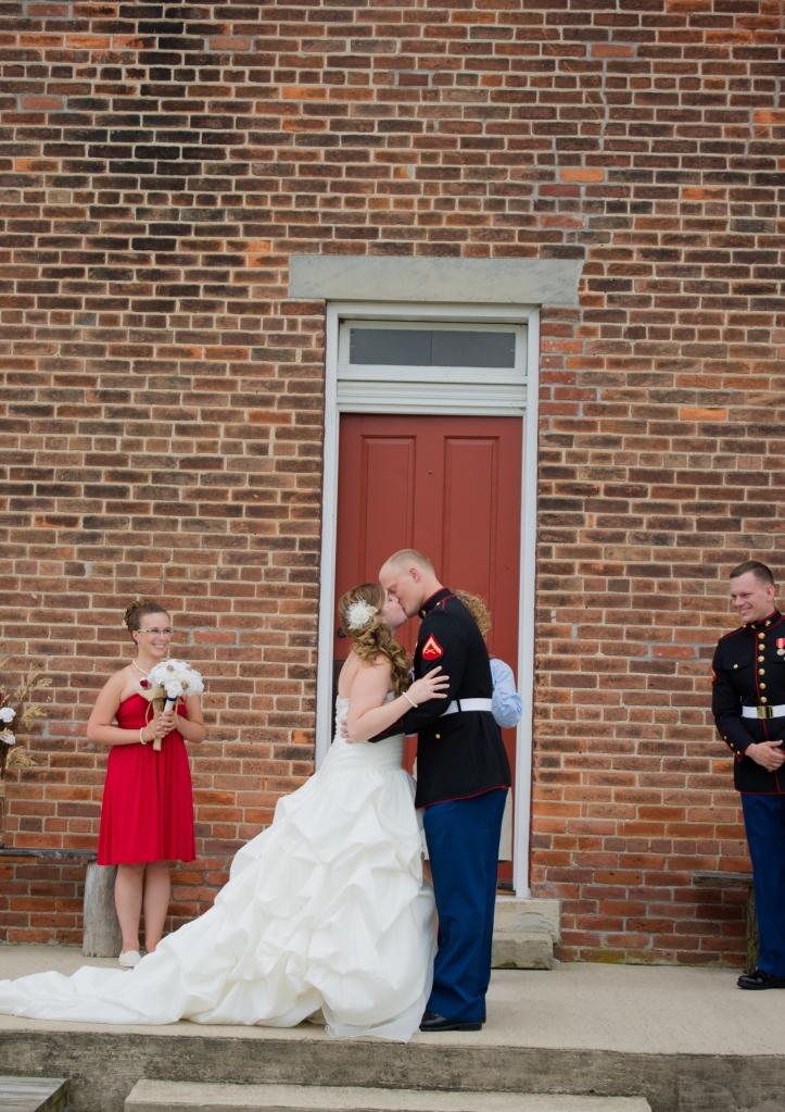 Greenfield, IN Wedding Photographer J.L.CustomPhotos Jessica Green Photography Rustic School House DIY Bride Groom Lace Burlap Vintage-43
