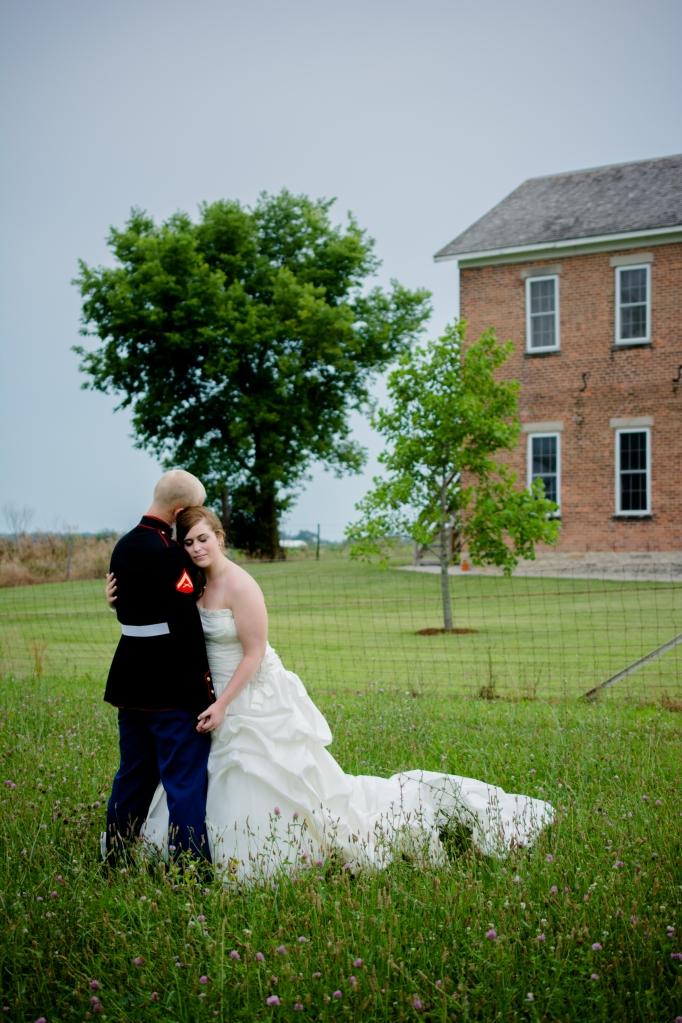 Greenfield, IN Wedding Photographer J.L.CustomPhotos Jessica Green Photography Rustic School House DIY Bride Groom Lace Burlap Vintage-49