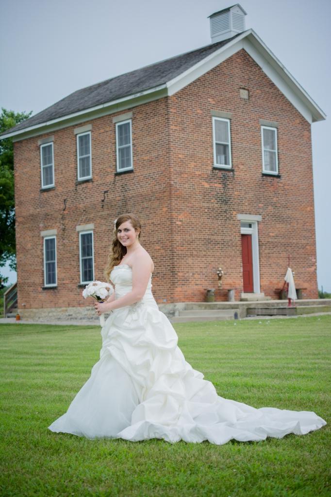 Greenfield, IN Wedding Photographer J.L.CustomPhotos Jessica Green Photography Rustic School House DIY Bride Groom Lace Burlap Vintage-53