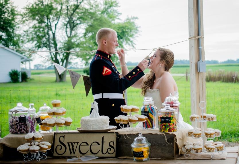 Greenfield, IN Wedding Photographer J.L.CustomPhotos Jessica Green Photography Rustic School House DIY Bride Groom Lace Burlap Vintage-65