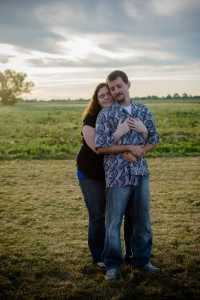 Greenfield Indiana 46140 Engagement Couple Wedding Photography Photographer J.L.CustomPhotos Jessica Green Photography Bride Groom Sunrise Summer-7