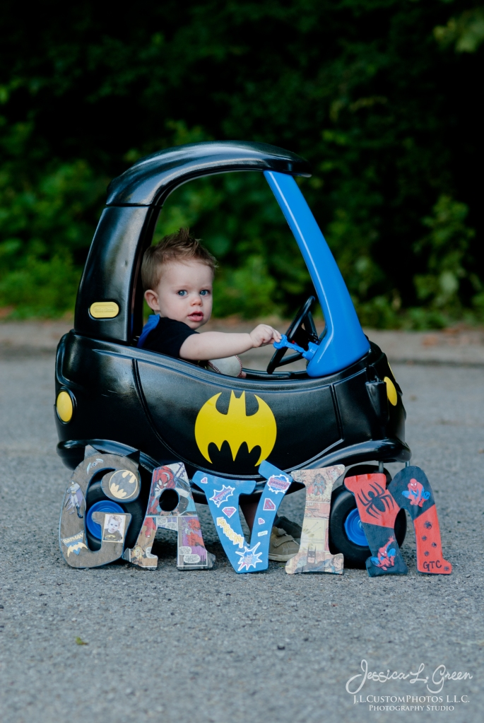Gavin 1st birthday, cake smash, greenfield, Indiana, child Photogrpahy, Baseball, Summer-25