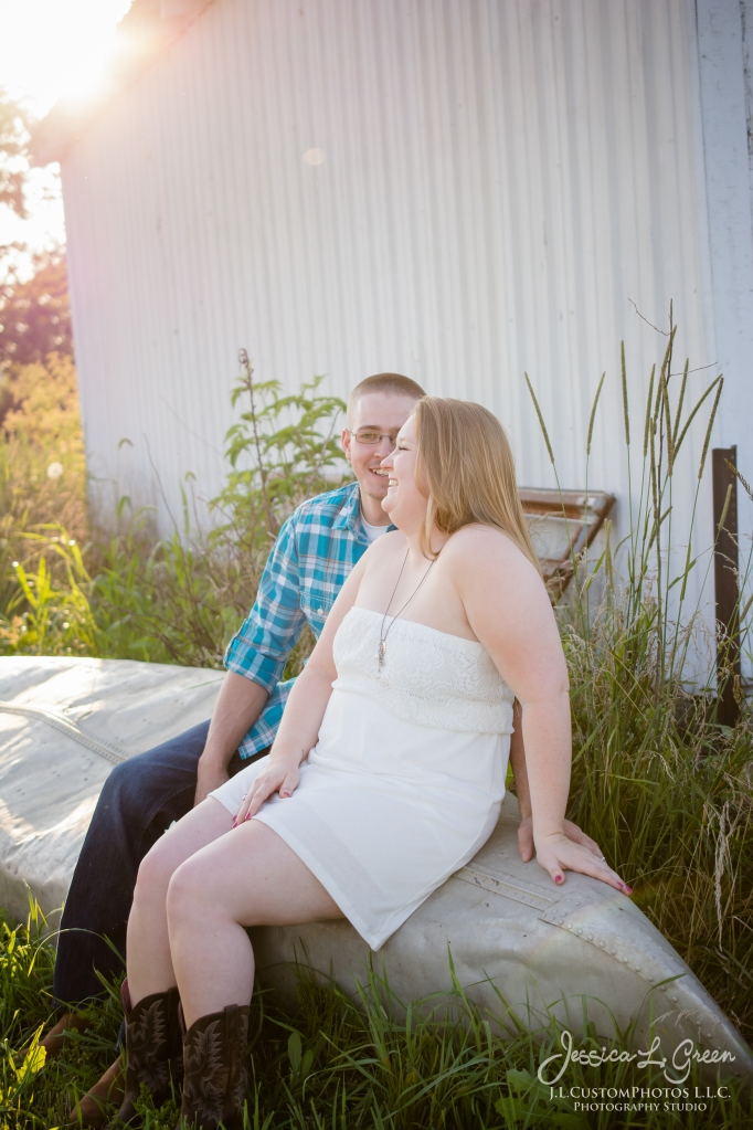 J.L.CustomPhotos Barn Engagement Session Knightstown Indiana wedding photographer-8418