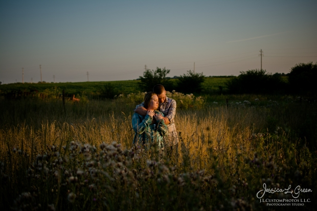 J.L.CustomPhotos Barn Engagement Session Knightstown Indiana wedding photographer-8597