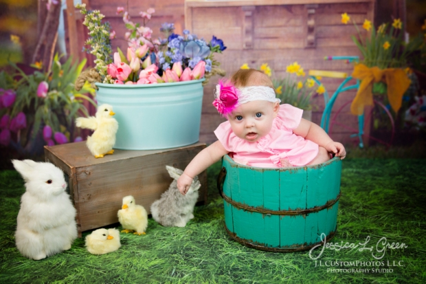 Easter, Spring, Mini Sessions, Greenfield, IN, Indianapolis, Indiana, Photographer, Studio, Portraits, photos, Child, Kid, Baby, Photography, J.L.CustomPhotos, Jessica Green  2-5430