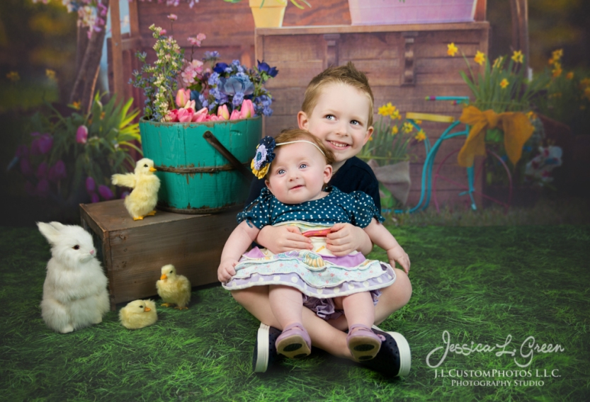 Easter, Spring, Mini Sessions, Greenfield, IN, Indianapolis, Indiana, Photographer, Studio, Portraits, photos, Child, Kid, Baby, Photography, J.L.CustomPhotos, Jessica Green  2-5530
