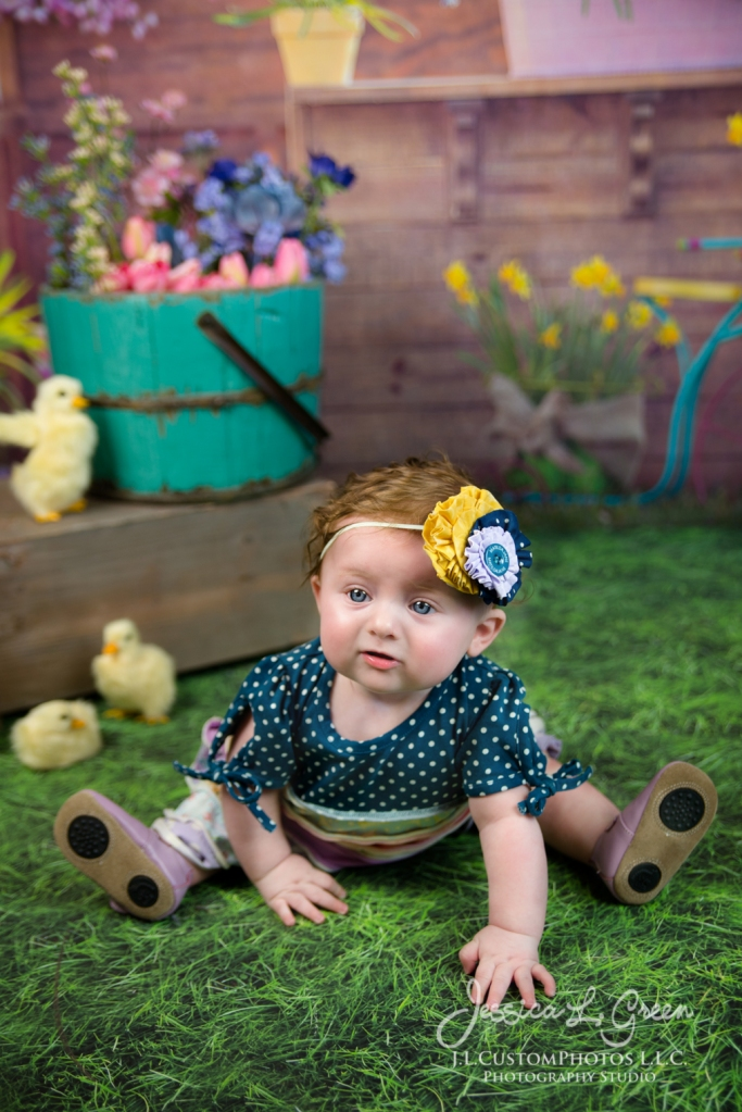 Easter, Spring, Mini Sessions, Greenfield, IN, Indianapolis, Indiana, Photographer, Studio, Portraits, photos, Child, Kid, Baby, Photography, J.L.CustomPhotos, Jessica Green  2-5623