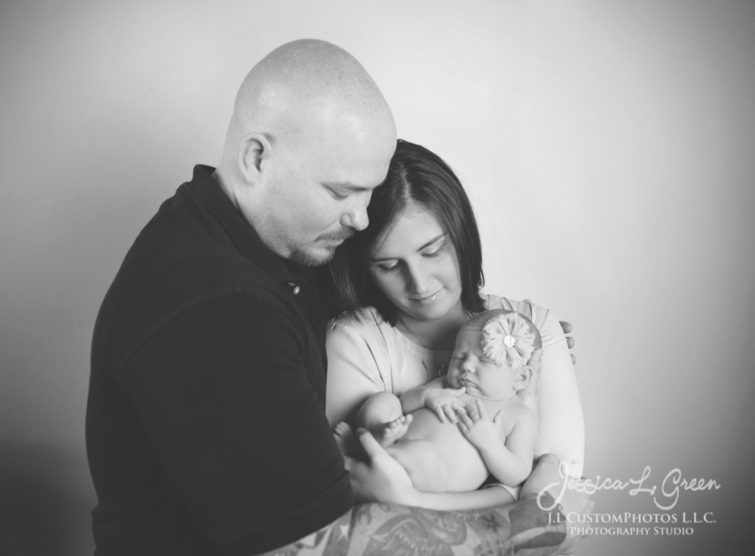 Newborn, Photography, Girl, Custom, Portraits, Greenfield, IN, Indianapolis, Indiana, Photographer, Studio, Portraits, photos, Child, newborn, Infant, Baby, Photography, J.L.CustomPhotos, Jessica Green -