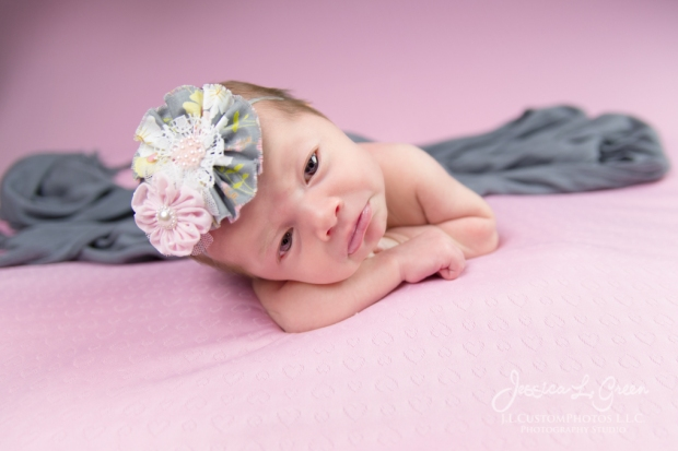 Newborn, Photography, Girl, Custom, Portraits, Greenfield, IN, Indianapolis, Indiana, Photographer, Studio, Portraits, photos, Child, newborn, Infant, Baby, Photography, J.L.CustomPhotos, Jessica Green -4595