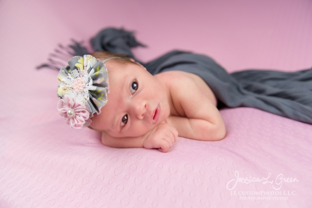 Newborn, Photography, Girl, Custom, Portraits, Greenfield, IN, Indianapolis, Indiana, Photographer, Studio, Portraits, photos, Child, newborn, Infant, Baby, Photography, J.L.CustomPhotos, Jessica Green -4601