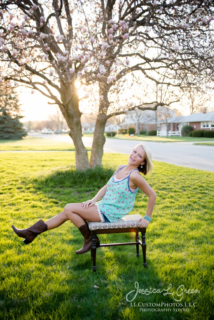 Greenfield Central, High School, Senior, Portraits,Studio, Outside, J.L.CustomPhotos, Jessica Green, Greenfield, Indiana, Spring-7239