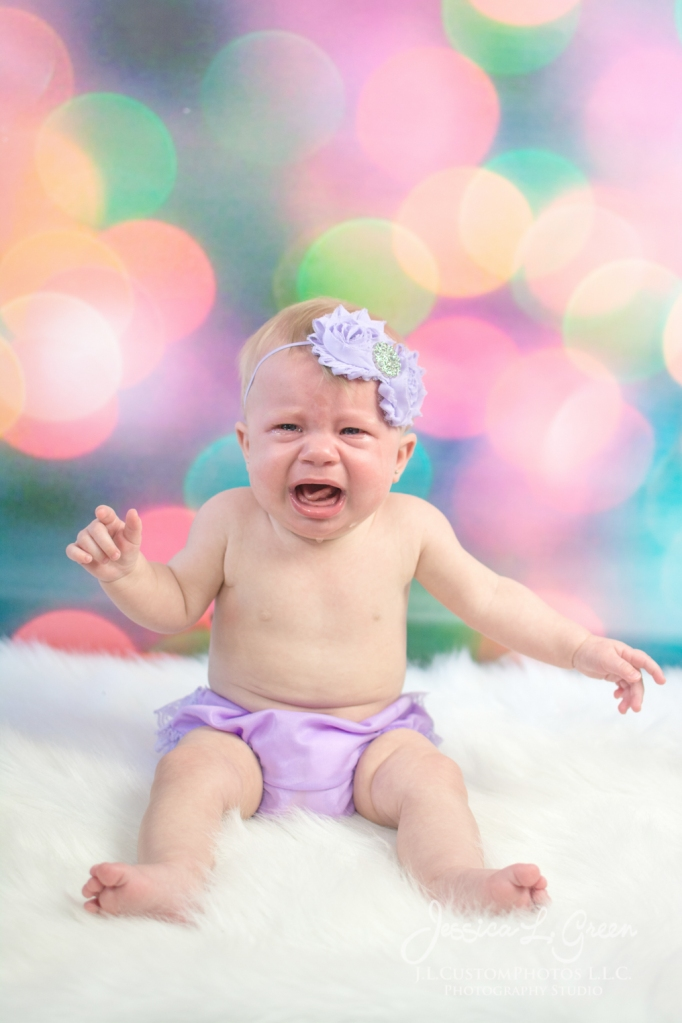 Greenfield, Photographer, J.L.CustomPhotos, Child, Baby girl, Indiana, six month, easter, portraits, Shelbyville, Knightstown-7103