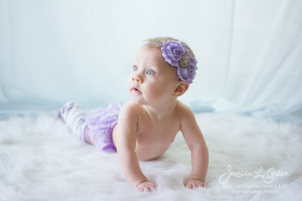 Greenfield, Photographer, J.L.CustomPhotos, Child, Baby girl, Indiana, six month, piano, portraits, Shelbyville, Knightstown-7354