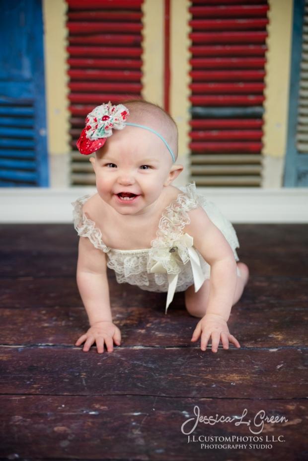 Greenfield, Photographer, J.L.CustomPhotos, Child, Cake Smash, Baby girl, Indiana, one year, portraits-2954