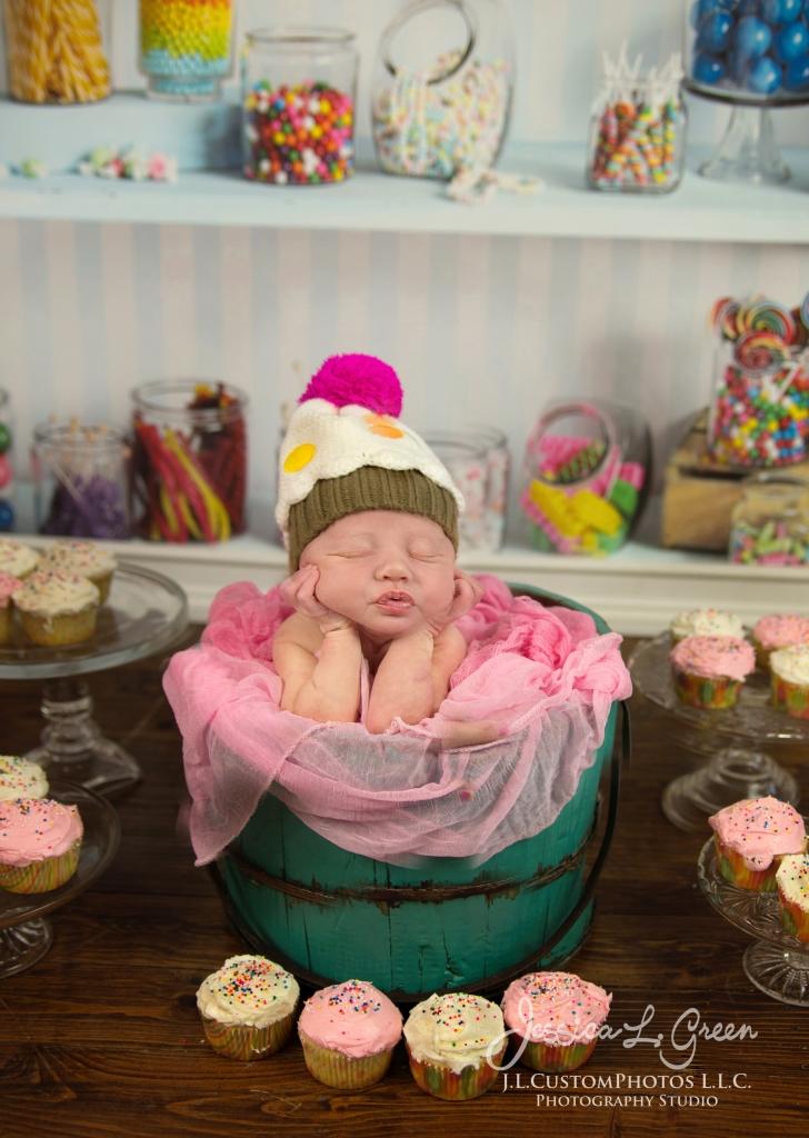Newborn, Photographer, Greenfield, IN, Indianapolis, Indiana, 46140, Girl, baby, Infant, portraits, J.L.CustomPhotos, Custom, Photos, Jessica Green--4