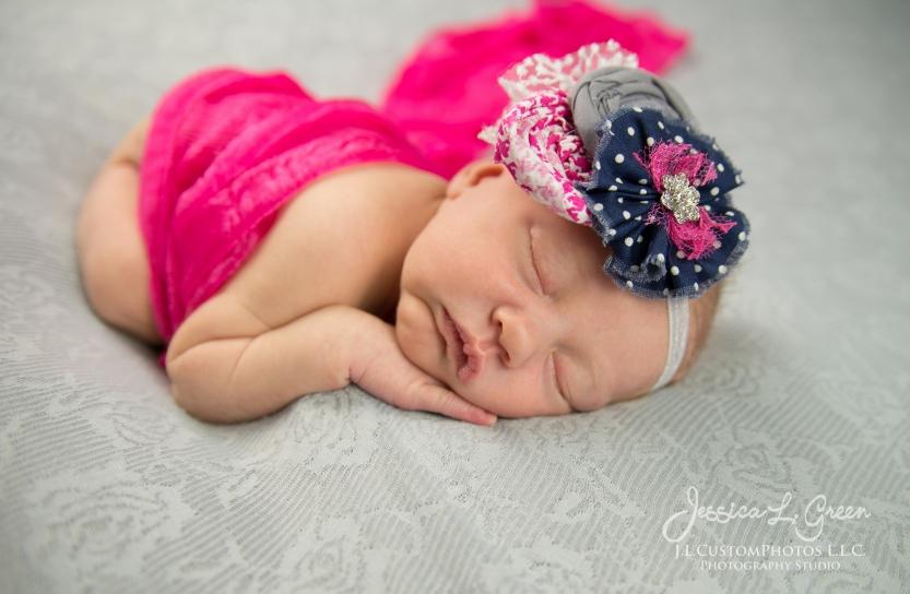 Newborn, Photographer, Greenfield, IN, Indianapolis, Indiana, 46140, Girl, baby, Infant, portraits, J.L.CustomPhotos, Custom, Photos, Jessica Green-8584