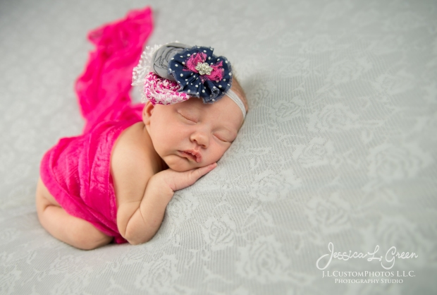 Newborn, Photographer, Greenfield, IN, Indianapolis, Indiana, 46140, Girl, baby, Infant, portraits, J.L.CustomPhotos, Custom, Photos, Jessica Green-8591