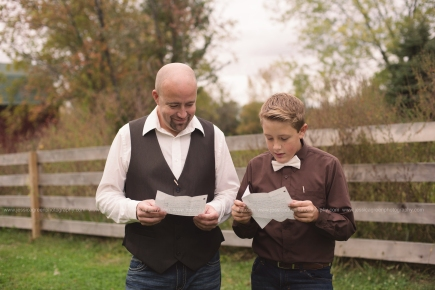 Greenfield, Indiana, Photography, Photographer, Photos, Jessica, Green, Anderson, IN, JLCustomPhotos, Photos, Jessica Green, Legler, Jessica Legler, Jessica Green Photography, 46140, Central Indiana, Indianapolis,Wedding,Fall,Outdoor,Groom,Best man,Father,Son