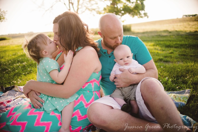 Greenfield, Indiana, Photography, Photographer, Photos, Jessica, Green, Greenfield, IN, JLCustom Photography, Jessica Green, Legler, Jessica Legler, Jessica Green Photography, 46140, Central Indiana, Indianapolis, Mother , Father , Daughter , son , Newborn , Little girl , Outside , Spring , Love , Happiness , Kisses , Family