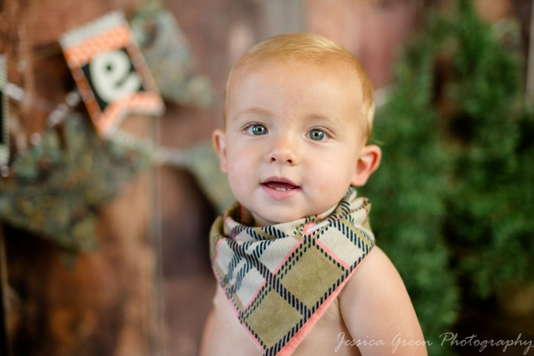 Greenfield, Indiana, Photography, Photographer, Photos, Jessica, Green, Greenfield, IN, JLCustom Photography, Jessica Green, Legler, Jessica Legler, Jessica Green Photography, 46140, Central Indiana, Indianapolis, First Birthday, Little Boy,Happy,Bandanna